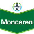 Produktlogo for Monceren fra Bayer